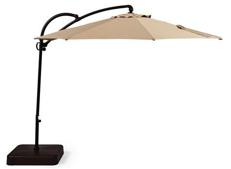 Essential Garden Round Offset Umbrella 10ft *Limited