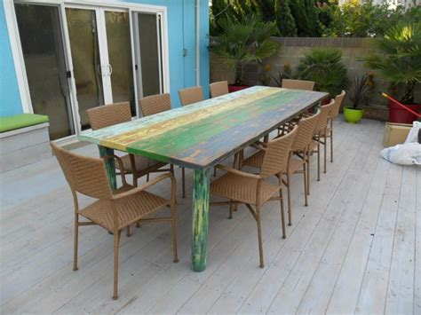 Colored Dining Table Contemporary Glass Multi Color Dining Table With 4 Matching Chairs Set Dining Table Multi Color