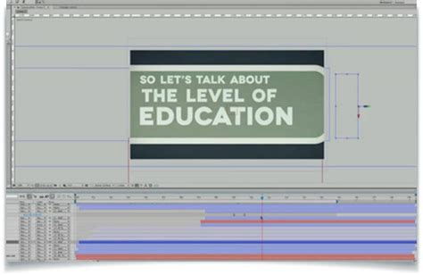 after effects tutorial typography motion graphics create an infographic typography animation in after effects