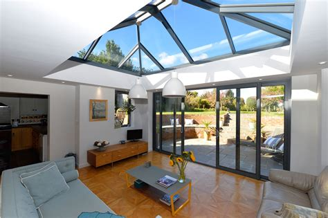 Ideal Kitchen Design by Roof Lanterns Aluminium Roof Lanterns Aldershot Surrey
