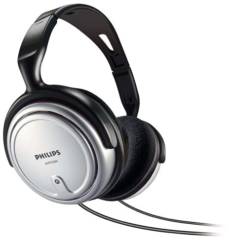 Headset Philips tv headphones shp2500 97 philips
