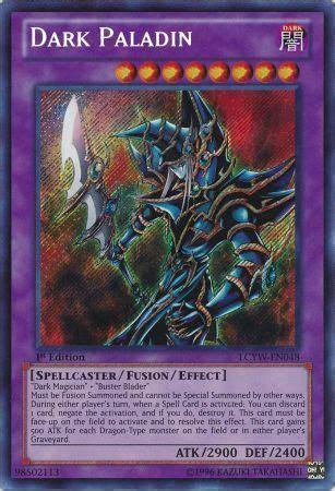 Legendary Paladin Deck by Paladin Lcyw En048 Secret 1st Edition