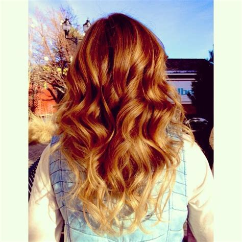 grow out highlights ombre look growing out highlights ombre ombre red hair with my lenght