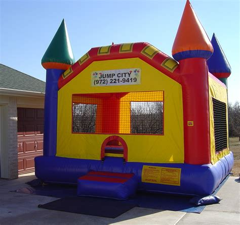 rent a jump house frozen castle bouncy house rental party invitations ideas