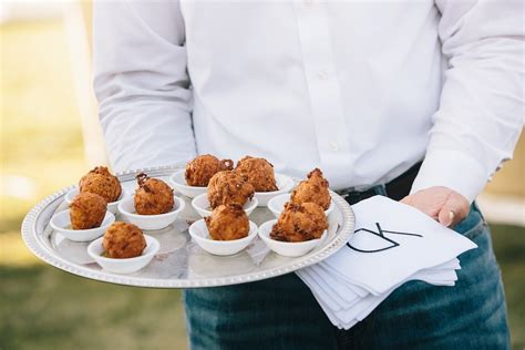 Southern Comfort Appetizers by Cocktail Hour Ideas Wedding Appetizers Guests Will
