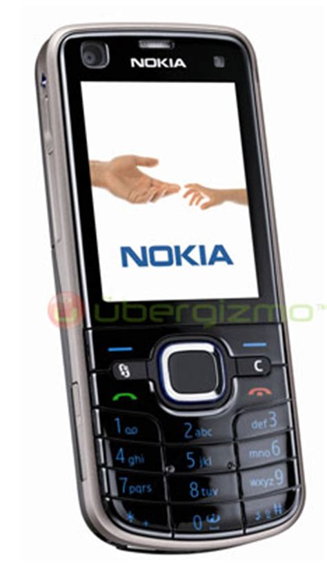 nokia 6220 classic: 5 megapixel camera with a  gps and