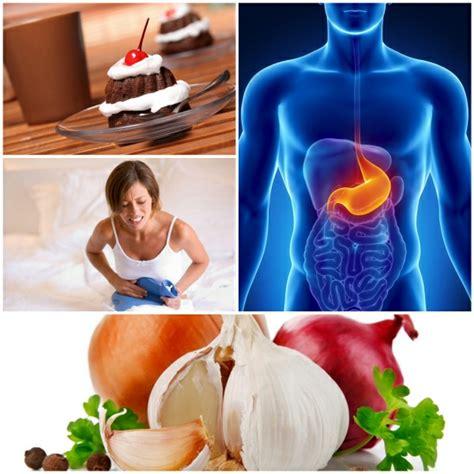 magenschmerzen im liegen gereizter magen produkte und gerichte die