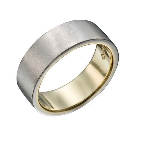 Outside Rings Gents Wedding Ring Collection