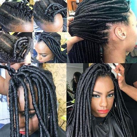 crochet hair locs 141 best images about fauxlocs braids on pinterest faux
