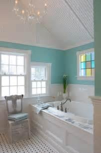 Tiffany Vases Quot Farmhouse Chic Quot Master Bath Victorian Bathroom