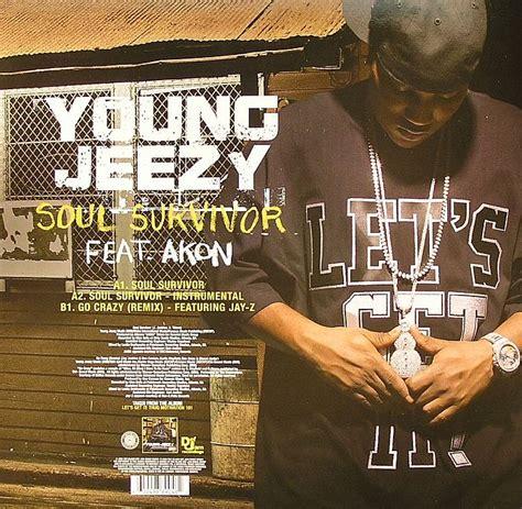 young jeezy ft akon soul survivor young jeezy feat akon soul survivor vinyl at juno records