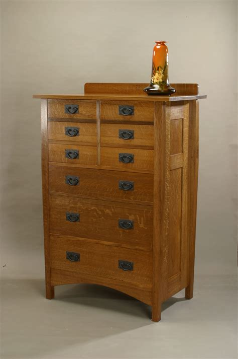 Arts And Crafts Dresser by Arts And Crafts Dressers And Nightstands