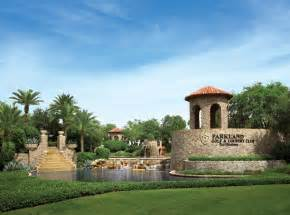 parkland golf and country club homes for florida homes for 30 new home communities toll