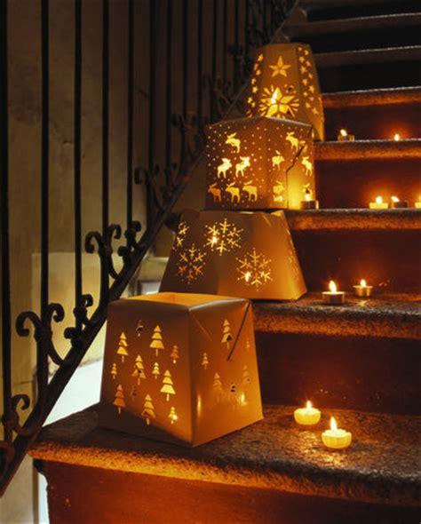 interni natalizi natale 6 idee per decorare con la luce donna moderna