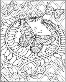 complicated coloring pages for adults downloadable colouring pages for relieving stress and anxiety