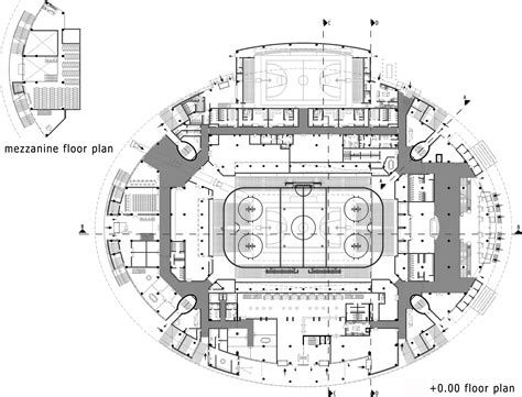 arena floor plan gallery of ankara arena yazgan design architecture 20