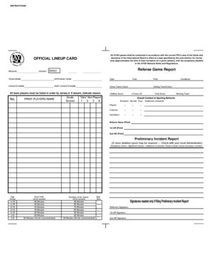 ayso card template softball roster template forms fillable printable