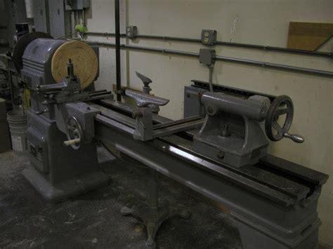 oliver wood lathe  woodworking
