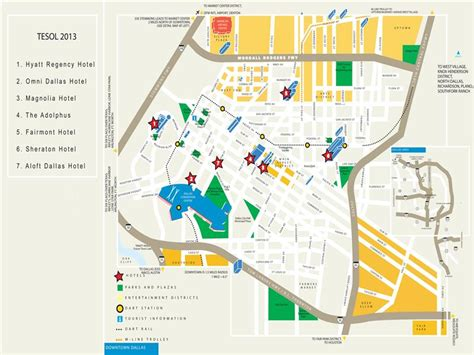 Mba Csea Conference 2018 by Dallas Hotels Map 2018 World S Best Hotels
