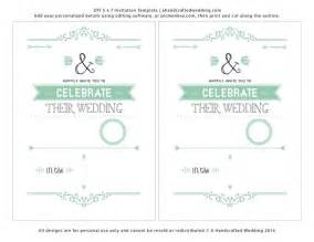 1000 ideas about blank wedding invitations on pinterest