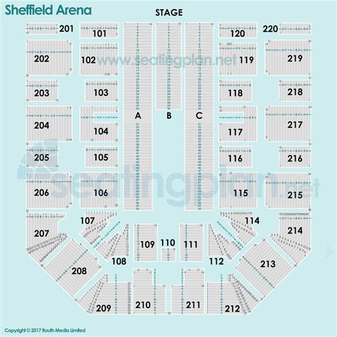 sheffield arena floor plan flydsa arena sheffield arena detailed seating plan
