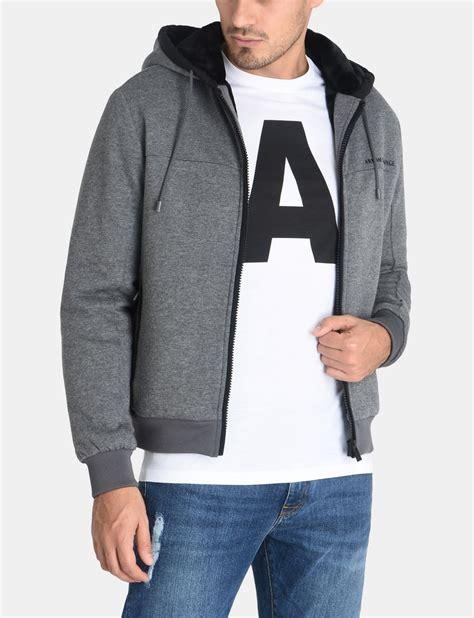 Sweater Pria Fleece Jaket Zipper Hoodie Distro Infcl Eklusif armani exchange faux fur lined zip up hoodie fleece jacket for a x store