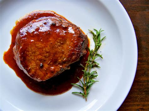 what is demi glace sauce