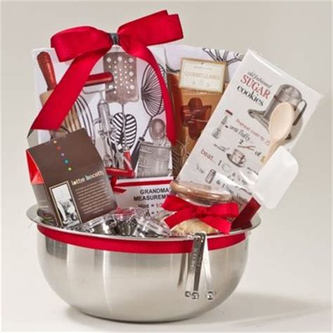 gift ideas for kitchen 25 best ideas about baking gift baskets on pinterest