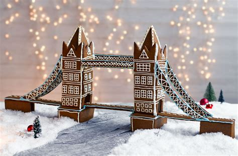 gingerbread tower bridge tesco real food