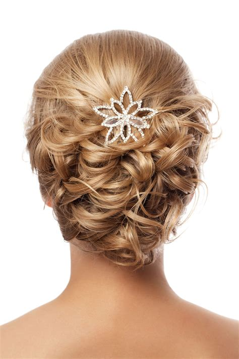 Wedding Hair With Clip by Traditional Wedding Styles For Hair Gallery