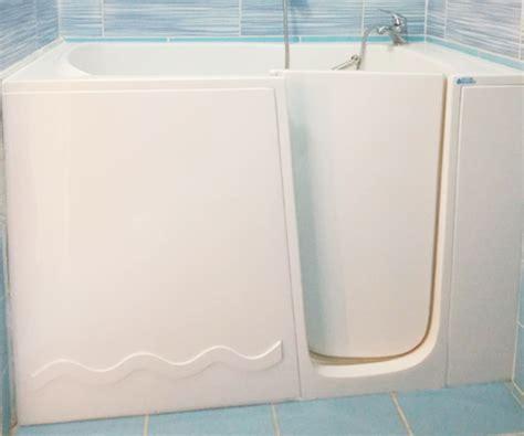 onda vasca onda la nuova vasca con sportello con il gradino basso 6cm