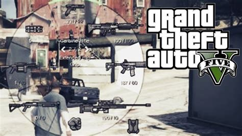 gta 5 all weapons gta v all weapons max ammo cheat code new youtube