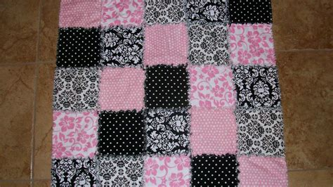 Is It To Make A Quilt by How To Make A Baby Rag Quilt 171 How To Make A Quilt
