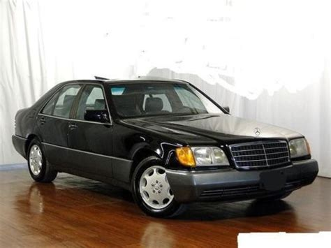 find used mercedes 1992 300sd turbo black beauty exclnt 35 mpg no reserve in mukwonago