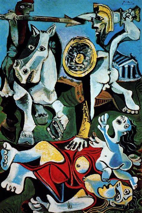 Picasso L by Picasso L Enl 232 Vement Des Sabines 1963 Pablo Picasso