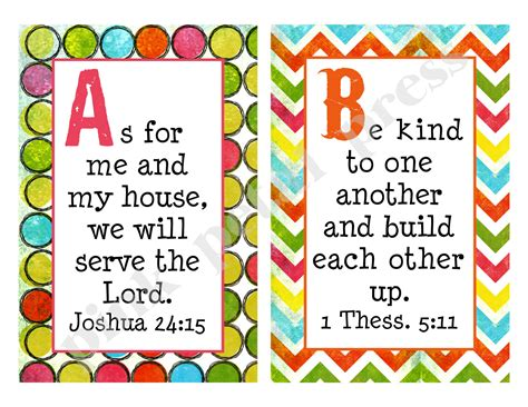 printable alphabet memory cards 5 best images of bible verse cards printable printable