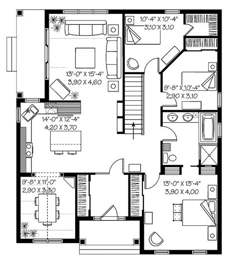 home floor plans with estimated cost to build unique house