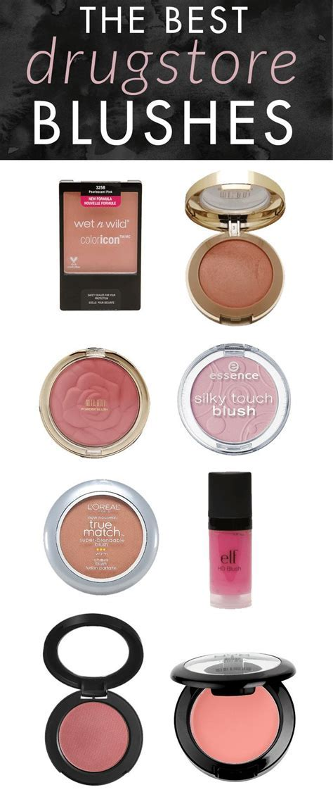 The Best Drugstore Blushes   budget makeup   Drugstore