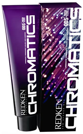chromatics hair color redken chromatics permanent hair color sleekshop
