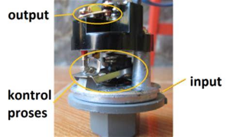 Saklar Otomatis Pompa Air Sanyo cara kerja pressure switch pompa air sanyo cara