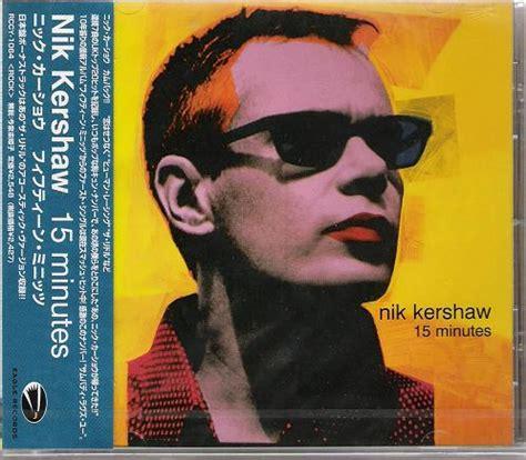 format nik nik kershaw 1303 vinyl records cds found on cdandlp