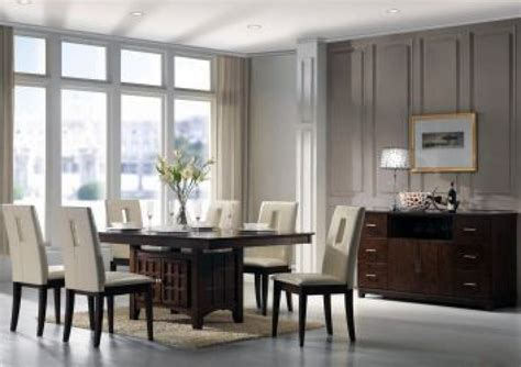 The Dining Room At The Modern Modern Dining Rooms Sets Marceladick Com