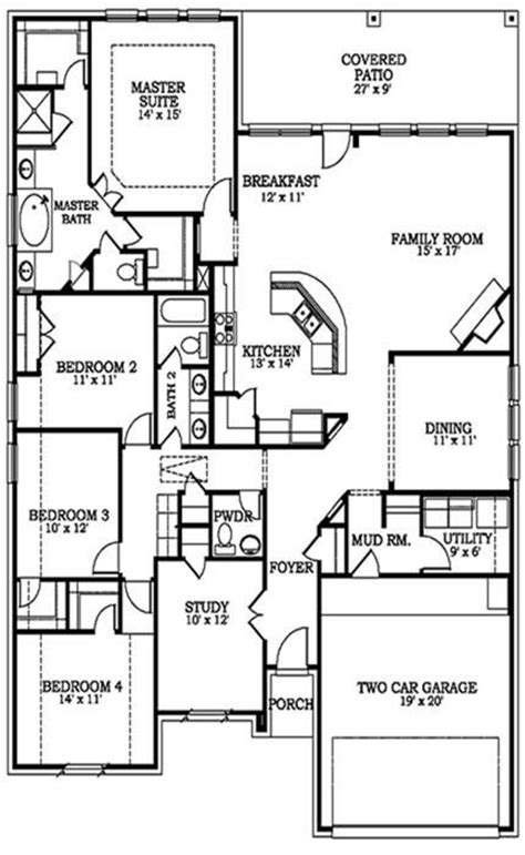 lennar house plans lennar homes vista collection quot hilltop quot floor plan single story farmhouse fantasy