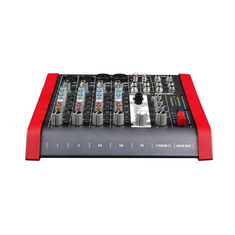 Mixer Audio Proel Proel M602fx Audio Mixer