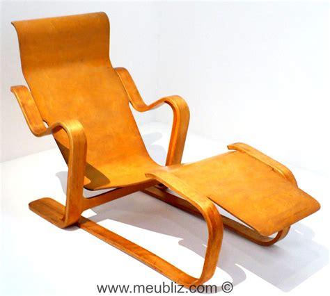 Chaise Marcel Breuer by Chaise Longue Isokon Par Marcel Breuer Meuble Design