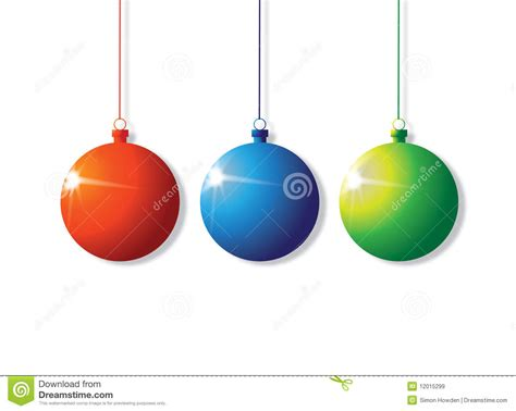 images of christmas baubles christmas baubles stock illustration image of design