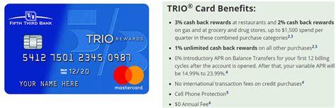 Fifth Third Bank Letter Of Credit fifth third bank trio credit card 450 bonus 3
