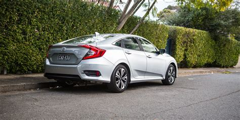 cars honda 2016 2016 honda civic vti lx review caradvice