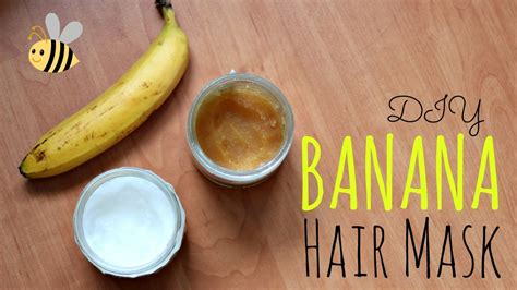 diy banana mask diy banana mask for hair