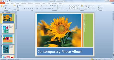 save powerpoint template office 2010 how to save files as templates